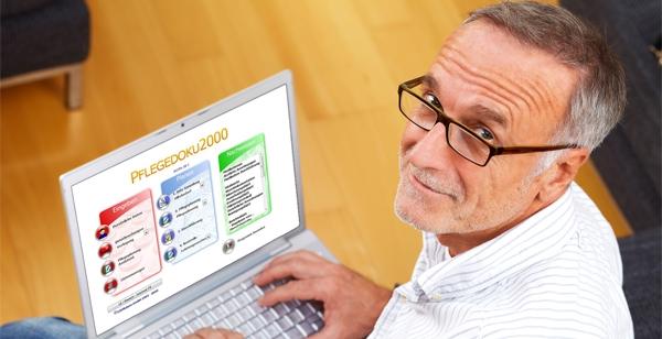 Umfassende und individuelle Softwarebetreuung für Pflegeeinrichtungen: